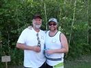 2016 horseshoe runners up - Randy & Chris