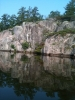 Tranquil Morning at Jumping Rock